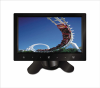 7 Inch Stand Alone Monitor, with Remote And Stand